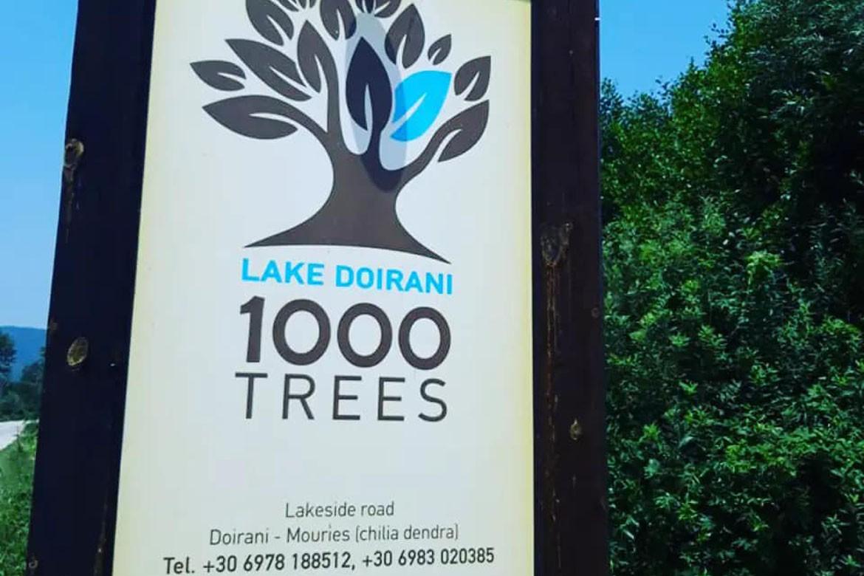 Καλοκαιρινή εξόρμηση στη λίμνη Δοϊράνη!