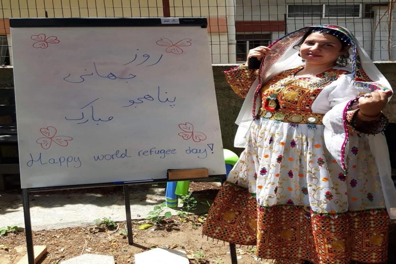 20 Ιουνίου  Παγκόσμια Ημέρα Προσφύγων